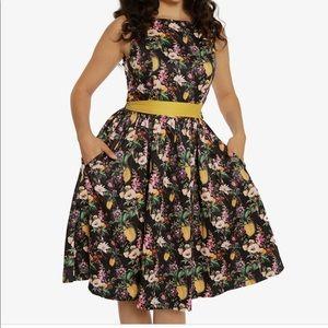 Lindy Bop Audrey Swing Dress, NWT